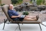 Geezer Bill in retirement