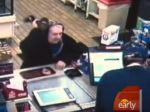 Granny attacks robber