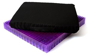 Double Purple™ Gel Seat Cushion