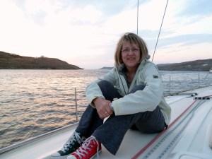 Edith Jeske Back- und Steuerbord