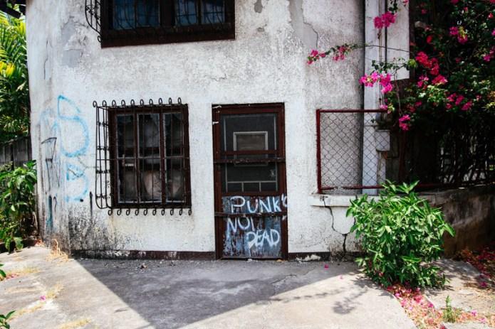 punk's not dead on house Fairview, Quezon City, Philippines