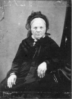 Magdalena Franziska (Bummer) Stoltz (1815-1893)
