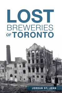 """""""Lost Breweries of Toronto"""" was among the nominees for the 2015 Heritage Toronto Awards."""