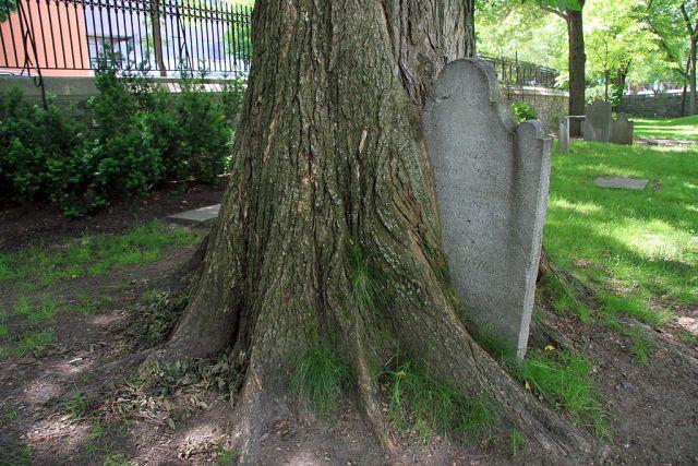 St. Matthew's Cemetery, Quebec City. 2012. Photo: Malimage.