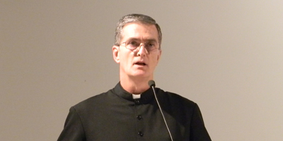 Father Carlos Walker, Institute of the Incarnate Word
