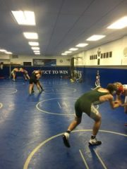 Six rounds of wrestling, with each guy getting 2-3 matches today.