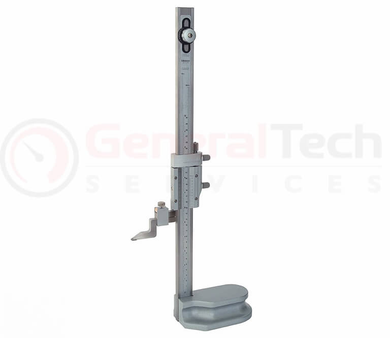 Mitutoyo Calibration Equipment Supplier Saudi Arabia   Mitutoyo     Part Number   514 103 Mitutoyo Double Scale Vernier Height Gauge 0 300mm    0 12