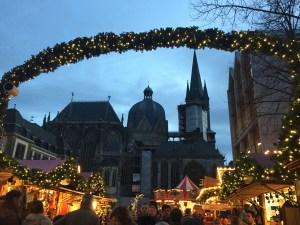 Weihnachtsmarkt Aachen, Photo: A. Duckwitz