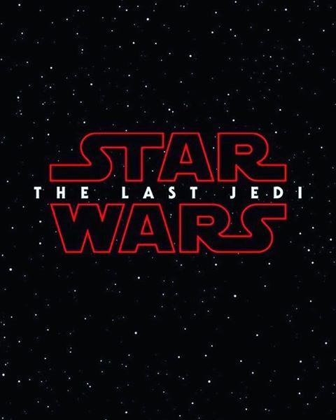 Star Wars pisode XVIII  Le Dernier Jedi december