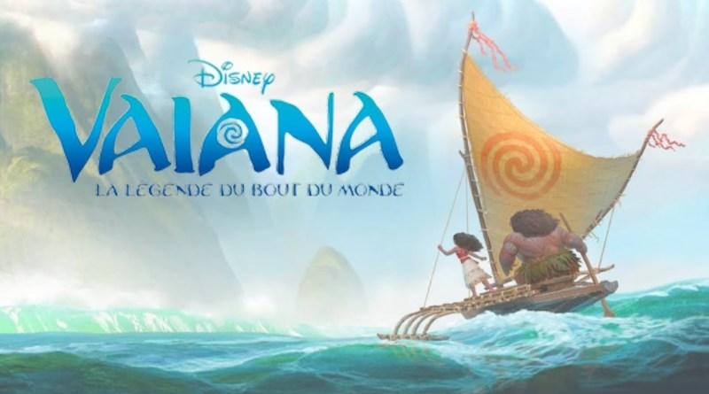Vaiana : Bande annonce exotique pour le prochain Disney !
