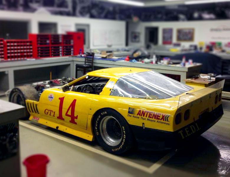 Introducing the 2015 Genius Garage project: A 1988 IMSA GT1 Corvette.