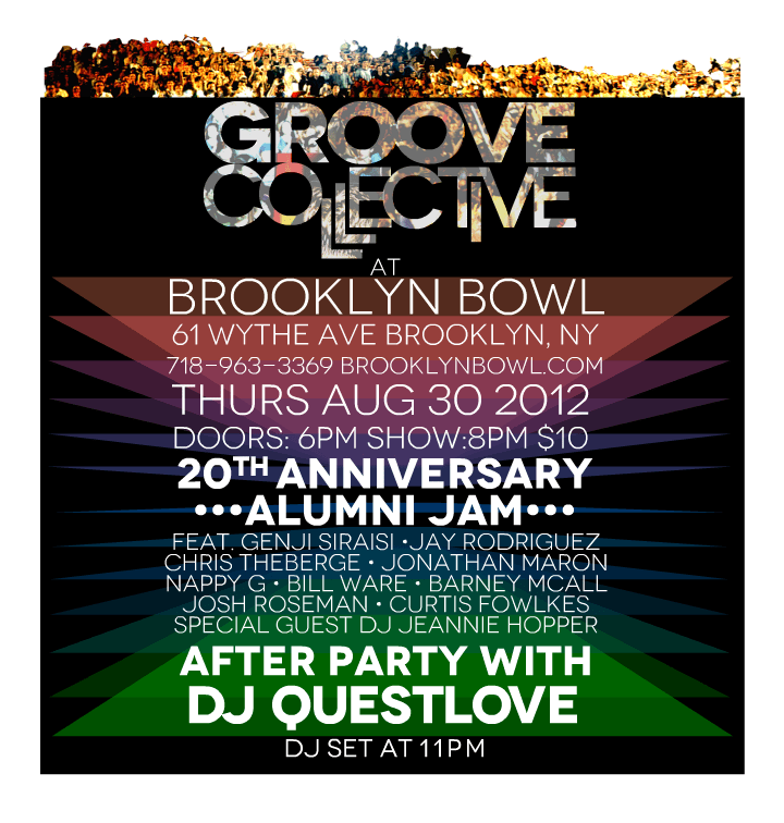 Groove Collective, Questlove and Bowl Train vs.Brooklyn
