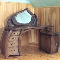 16 Awesome Handmade Wood Furniture Genmice