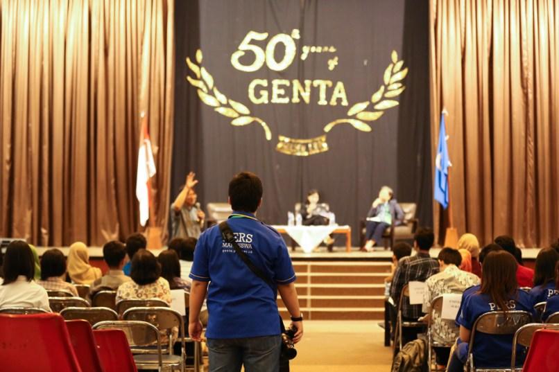Seminar Regional 50th Genta - Persma Genta