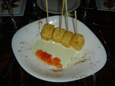 Friedtofu