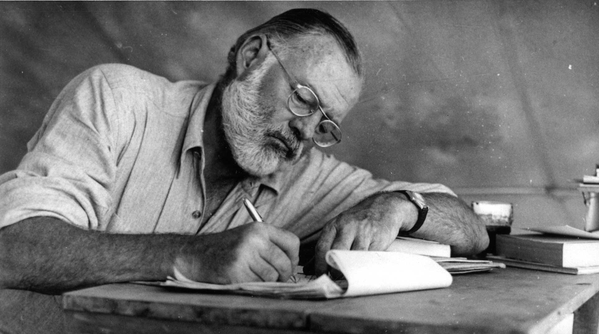 Hemingway Backdrop