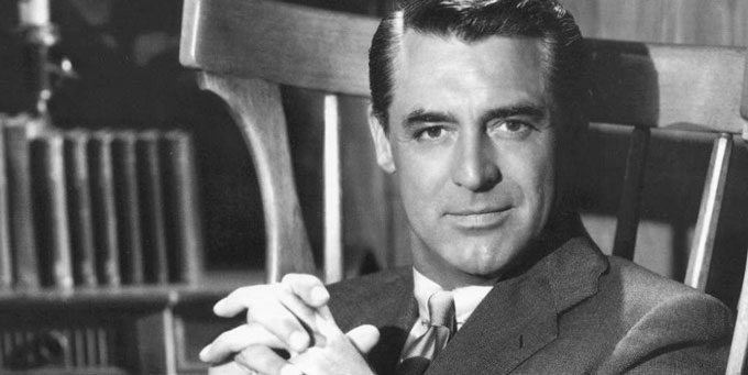 """Even I want to be Cary Grant"""