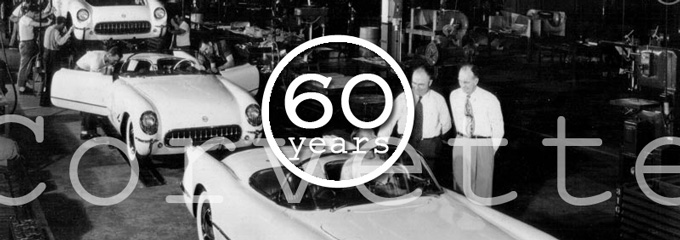 60 Years of the Chevrolet Corvette