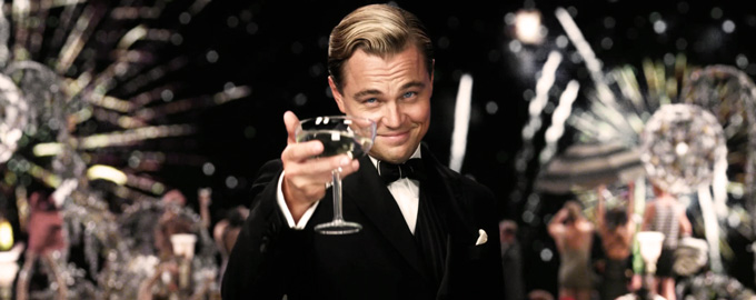 The Noble Toast, The Great Gatsby