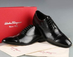 Ferragamo Captoe Oxford