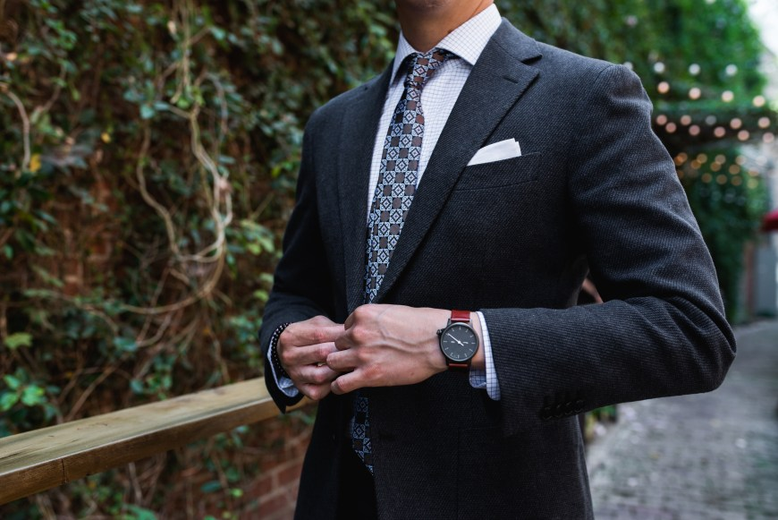 Combat Gent Tailored Suit
