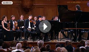 International Tchaikovsky Competition Round II, Stage I
