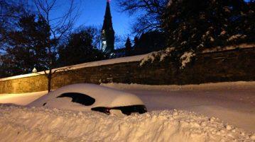 Snow / Photo: Liz Teitz
