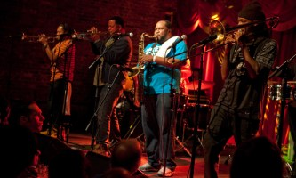 Concert Preview: Soul Rebels and Talib Kweli