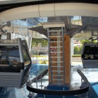 About Sights - Aerial Tramway in Tbilisi