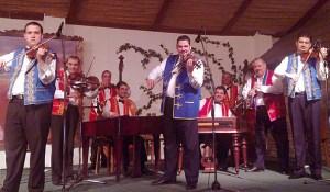 The Lugosi Gypsy Band.