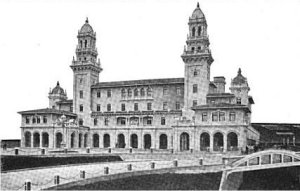 As you can see, the Terminal station was a magnificent structure.