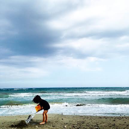 G beach windy