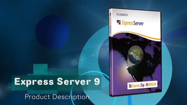 LizardTech's Express Server 9