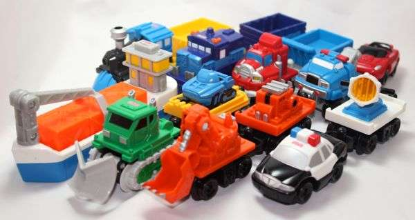 K3014 Vehicle Pack set
