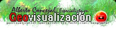 Alberto Concejal Geovisualización