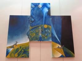 triptyque de Marc Lecoanet