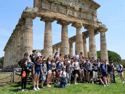voyage italie la haie griselle