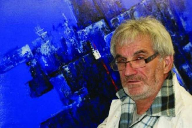 René Vincent-Viry invité d'honneur de l'expostion