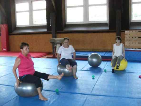 gym equilibre