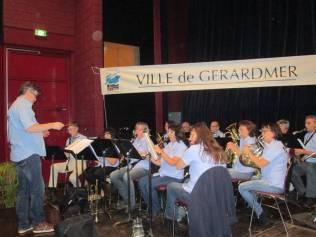 Le Old School Orchestra dirigé par L. Bérard