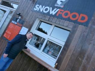 Le Snow Food en self