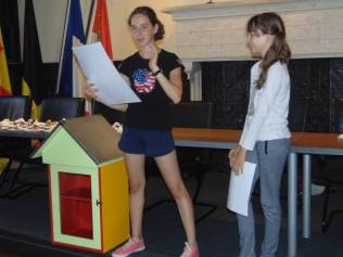 Présentation de la Gift Box par Marie & Faustine