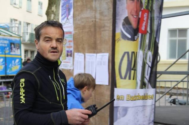 Hervé Poirot président de Gérardmer Ski Nordique