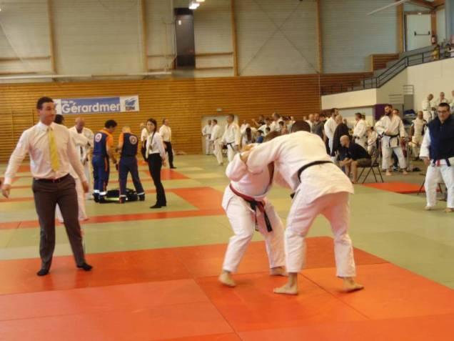 open masters judo 2018 Gérardmer (1)