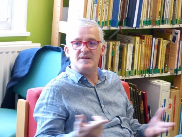 Olivier Huguenot de la Librairie Le 9