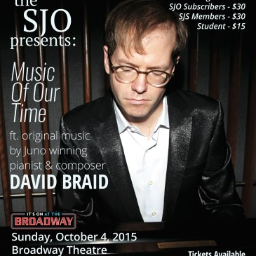 David Braid Poster