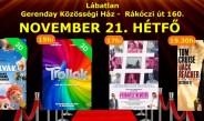 Mozgó MOZI – November 21.