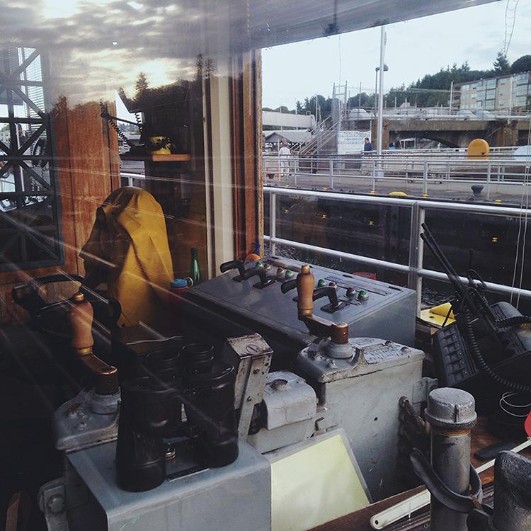 control station ballard locks