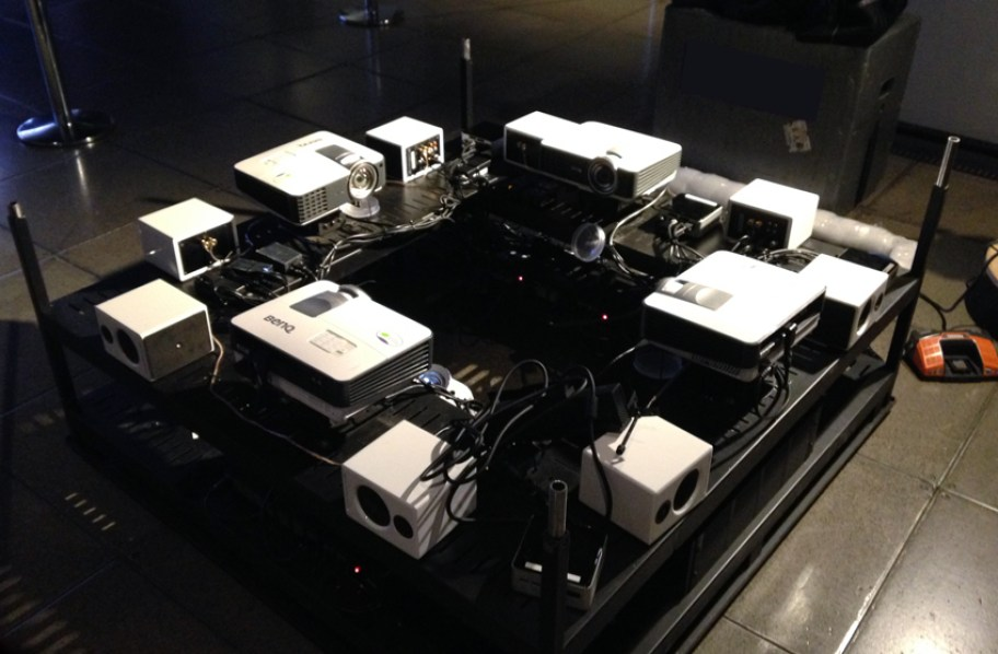 Hardware for the dbCube