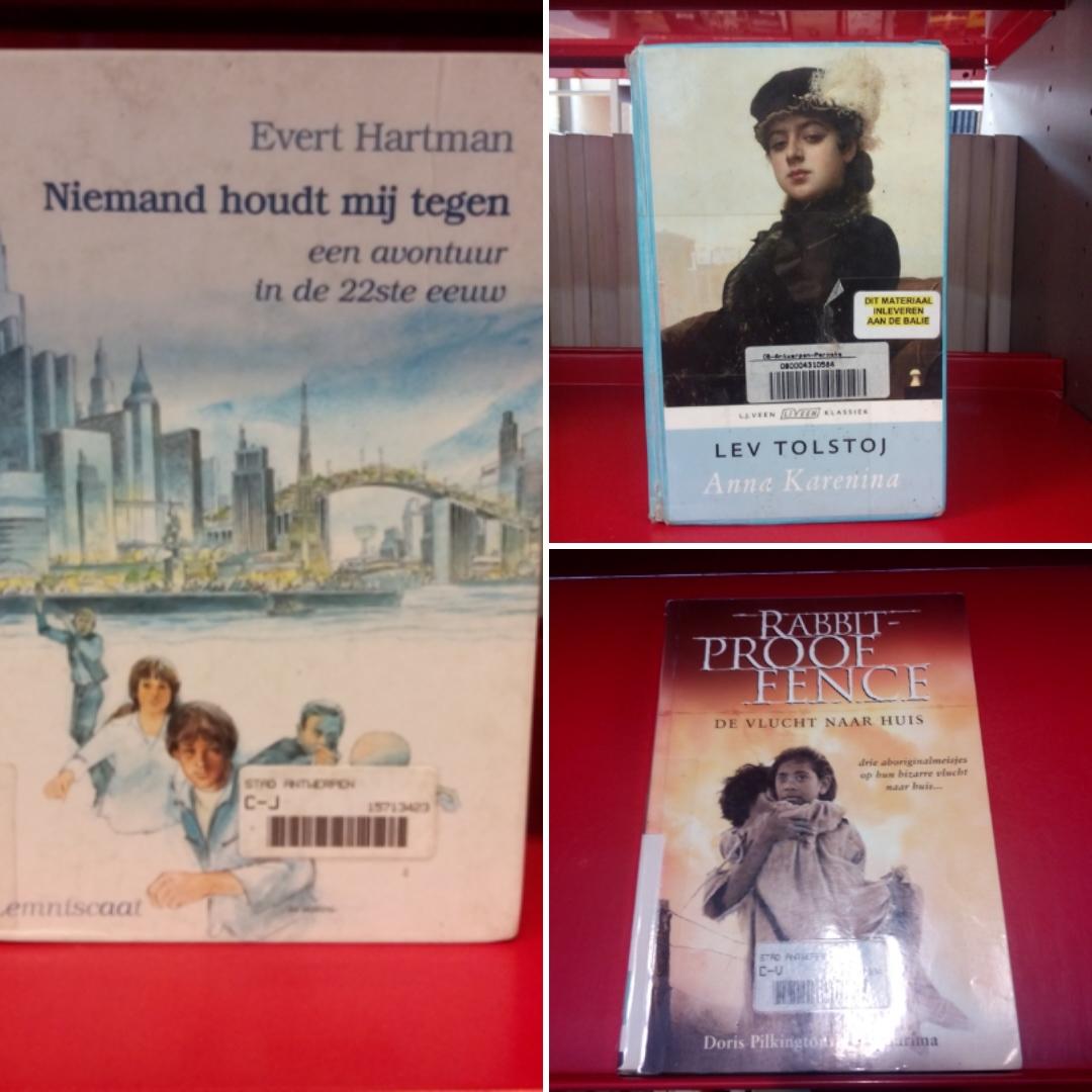 boeken Margot leesclub